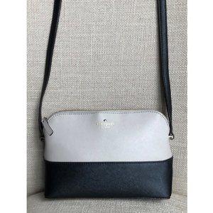 Kate Spade Black/Tan Crossbody Bag Purse